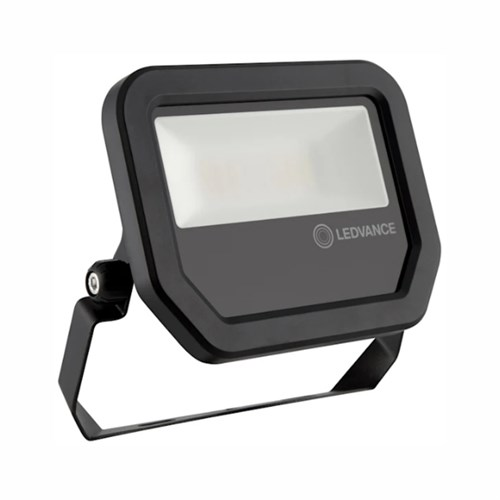 Led-projektør Floodlight 20w/2400lm sort 4058075421011