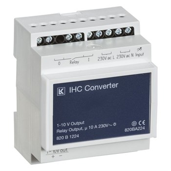 LK Ihc converter 1-10v for wireless lysdæmper 5703302139311