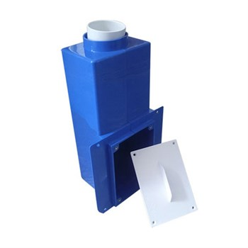Hide-a-hose udtag holder  hah1003-scu  5714204010417